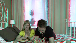 Porn Films 3D - Teeny assfucked by college bf