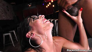 One long dick is not enough to satisfy naughty Dava Foxx anymore