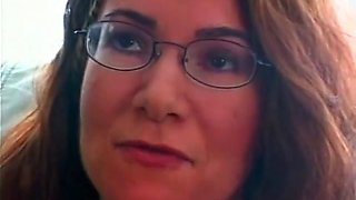 Kinky mature rented a new maid