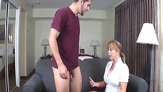 Stepmom & Stepson Affair 69 (Your Problem Solved)