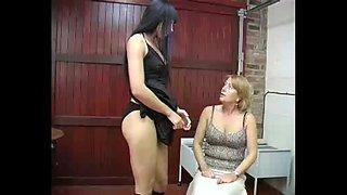 Spanking take off panties 5