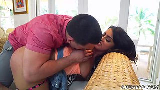 Extreme brutal hard gangbang and lily dirty talk first time Sophia Leone Gets It The Way