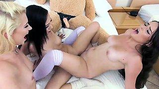 Female midget orgy Bear Necessities