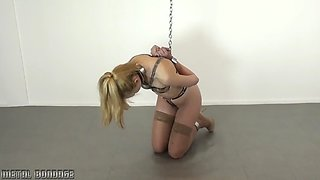 chained slaves reverse prayer