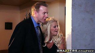 Brazzers - Mommy Got Boobs - JR Carrington Ma