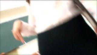 Exotic Japanese model Chika Eiro in Amazing POV, Blowjob/Fera JAV scene