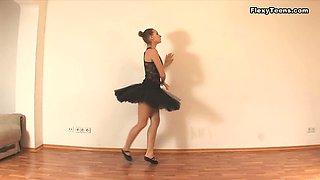 Linda Paro the black swan
