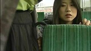 Japanese Lesbians meet on bus