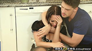 Brazzers - Real Wife Stories - Alena Croft Li