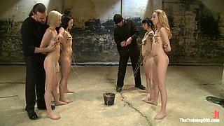Day 2 February's Final 2 Slaves - TheTrainingofO