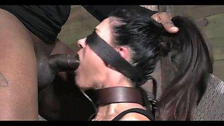 Fellation exotique, clip porno BDSM