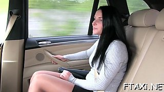 fake taxi is always available for fuck feature