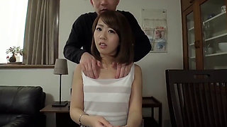 A Japanese Housewife Interview Turns Into Sex