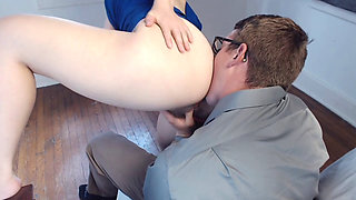 Lena Paul Gives Her Husband An Amazing Titjob
