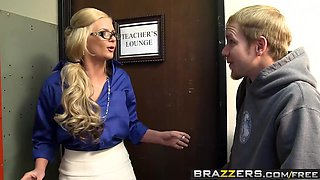Brazzers - Big Tits at School -  I Teach How To Fuck scene s