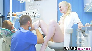 Babes - Office Obsession - Mischa Cross - Oral Fixation