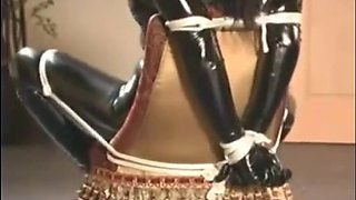 catsuit bondage