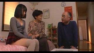Japanese Schoolgirl Fucked By Older Man