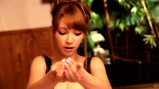 Best Japanese girl Tia Bejean in Horny JAV censored Swallow, Blowjob video