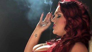 Hot Sexy Paige - Smoking Sex