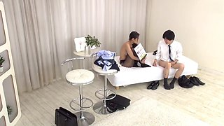 DVDMS-297 (A) You Have To Wear A Black Pantyhose While Having Sex