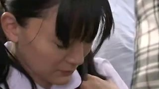 Asian girls molested and squirt in bus 2