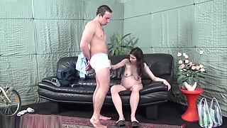 Hairy Pregnant Teen Having Sex