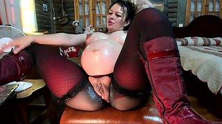 Pregnant latina milf webcam big clit