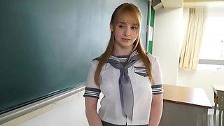 Gemma schoolgirl teasing