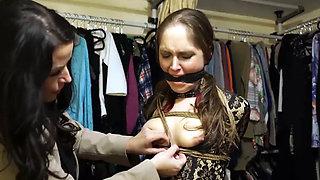 Wife punishes Husband's mistress
