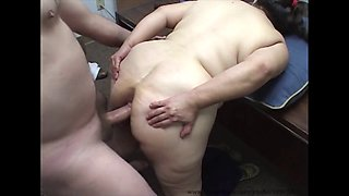 Big butt mexican granny maid must do anal