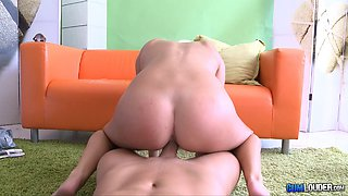 Hottest bikini girl ever takes her tits home to get fucked