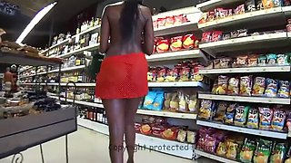 african day exhibitionist