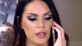 Alison Tyler cheats on her husband - Brazzers