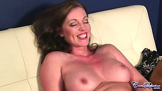 Cum perfection holly kiss