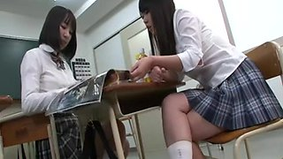Schoolgirls unknowingly Drink Aphrodisiac In School