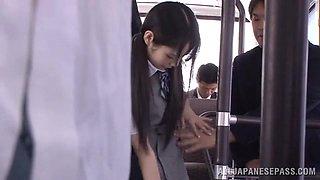 Her Unusual Bus Ride