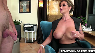 RealityKings   Big Tits Boss   Eva Notty Mi   Ms Notty