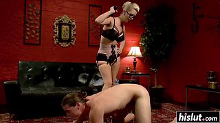 Cherry Torn is a hot dominatrix