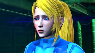 SAMUS AND UNKNOWN PLANET 5