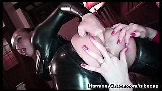 Keira Farrell & Jane Darling & Ellena Nik in Deviant Slaves - HarmonyVision
