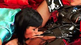 hot babe dominates her slave movie segment 1