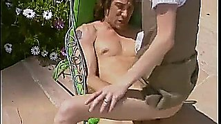 Little Cinderella Girl Scout Anal