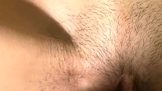 Skinny tattooed granny quickie creampie before Bed
