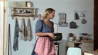 Lesbian kitchen
