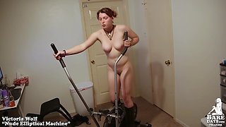 Victoria's Nude Elliptical Machine - Trailer