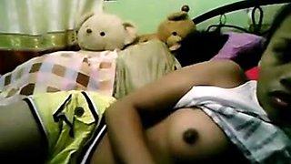 Filipina Display Her Body-Part-2
