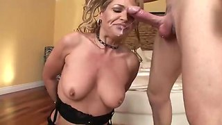 Mommy ass fucked hard