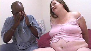 Bbc For A Pregnant White Whore