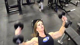 # fitness model - juliana malacarne
